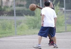 バスケフィジカルトレーニング